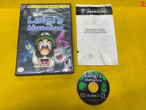 Imagen 1 de 5 de Luigi's Mansion - Nintendo Gamecube