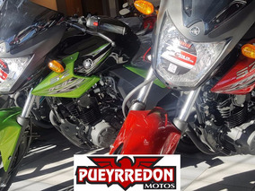 Yamaha Sz 150 Rr 0km 2017-consulte Planes De Financiacion