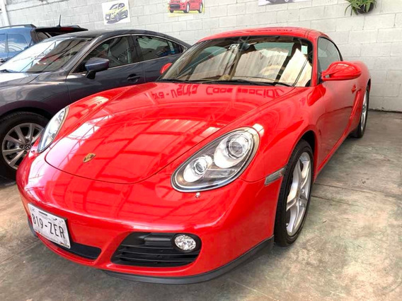 Porsche Cayman 2.9l Coupe At 2009
