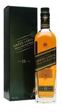 Whisky Escoces Johnnie Walker Green Label 750 Ml