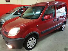 Renault Kangoo 1.6 2 Gnc Doble Porton Full Full Excelente!!!
