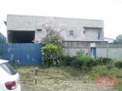 Galpão Comercial Para Locação, Chácaras Nova Suzano, Suzano. - Ga0062