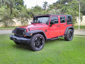 Jeep Wrangler X Unlimited 4x2 At Modelo 2008