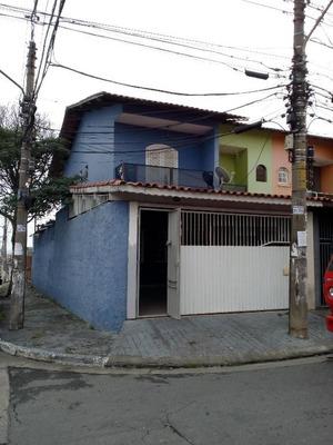 Sobrado Residencial À Venda, Vila São João, Guarulhos. - So1088