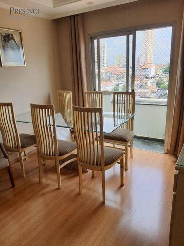 Imagem 1 de 30 de Apartamento Com 2 Dormitórios À Venda, 77 M² Por R$ 310.000,00 - Gopoúva - Guarulhos/sp - Ap0487