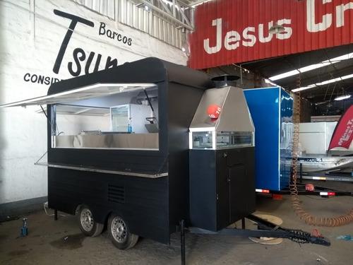 Treilher Churrasquinho Food Truck (sob Encomenda)