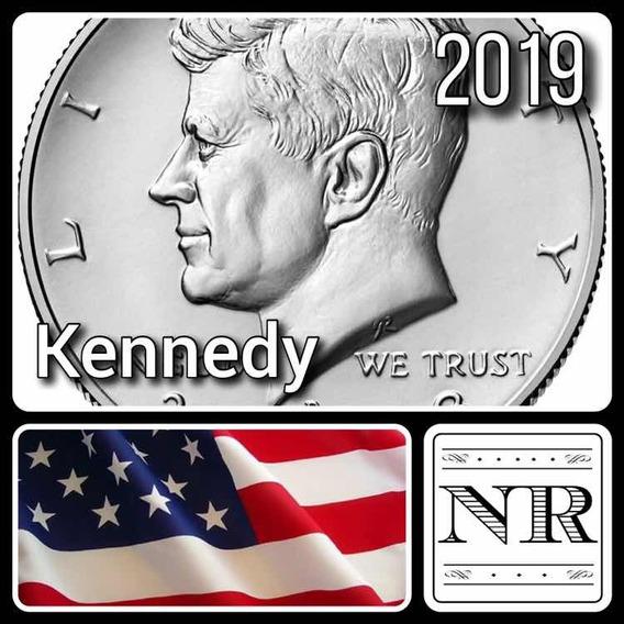 Medio Dolar Kennedy 2019 - Half Dollar