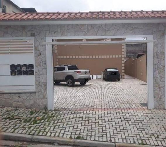 Sobrado Em Condomínio Fechado 82m² 2 Suítes 1 Vaga Próx. Ao Metrô Patriarca - So0869 - So0869