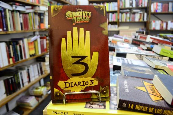 Gravity Falls. Diario 3.