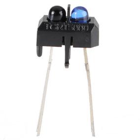 10 Unidades Sensor Infravermelho Emissor Receptor Tcrt5000