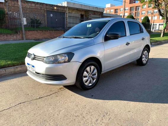 Volkswagen Gol 1.6 Power Unico Dueño!! Permuto, Financio!!!