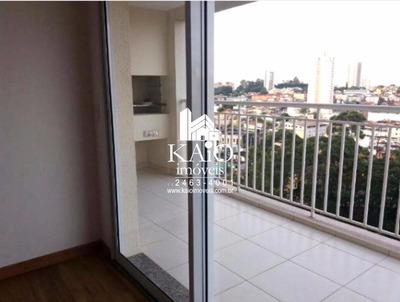 Apartamento Residencial À Venda, Vila Progresso, Guarulhos. - Ap0804