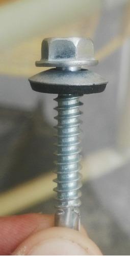 Tornillo Autotaladrante 4cmx6mm (pack 50 Unidades)