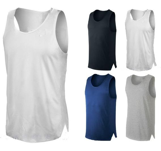 Pack X3 Musculosa Slim Fit Entallada Verano 17`