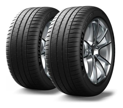 Imagen 1 de 12 de Kit X2 Neumáticos 225/45/19 Michelin Pilot Sport 4s 96y - Cu