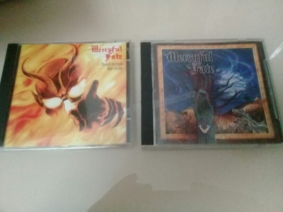 Lote Cd Mercyful Fate Dont Break The Oath E In The Shadows