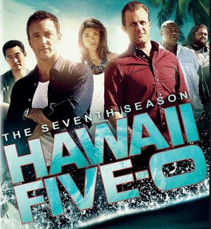 Imagem 1 de 3 de Hawaii Five-0   7ª Temporada Legendada [2017] - 8 Dvds