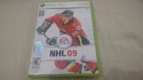 Nhl 09 - Xbox360 - Original