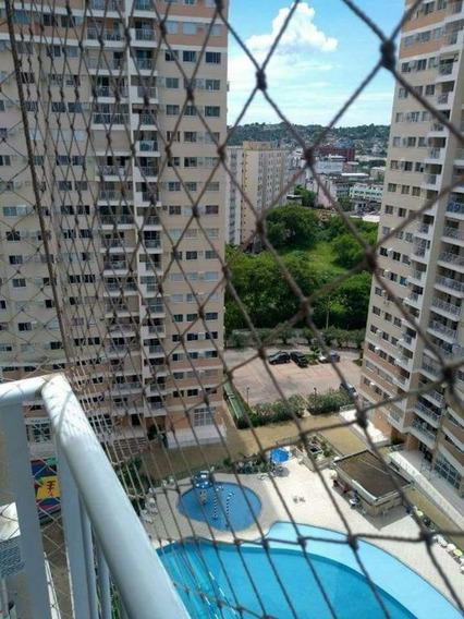 Apartamento Em Alcântara, São Gonçalo/rj De 53m² 2 Quartos À Venda Por R$ 260.000,00 - Ap528560