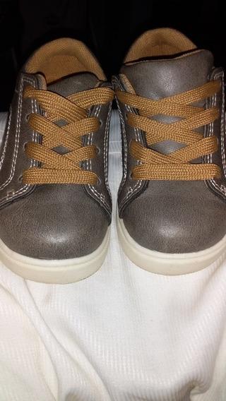 Zapatos Para Niño Talla 24