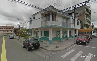 Casa Y Terreno En Esmeraldas