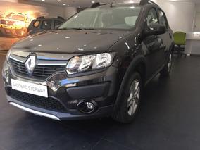 Renault Sandero Stepway 1.6 Nafta Expression 0km 2018 Hc.