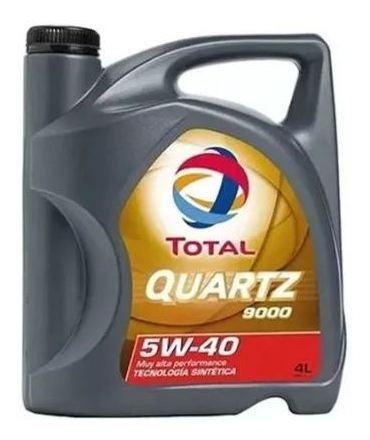 Aceite Total Quartz 9000 5w40