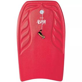 Prancha Bodyboard 102x54cm Vermelho
