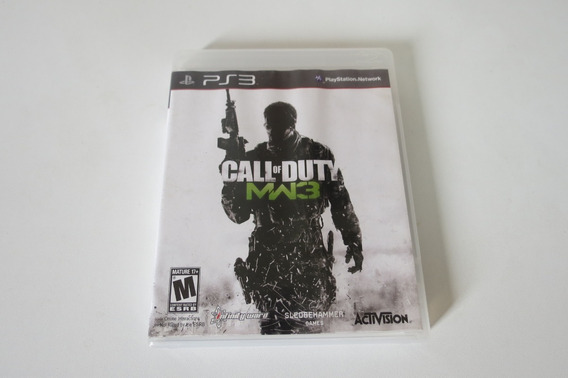 Call Of Duty (mw3) Para (ps3)