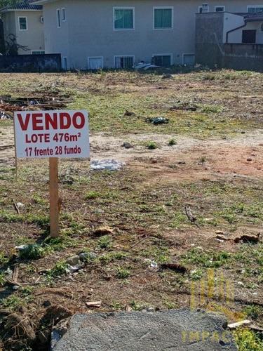 Imagem 1 de 5 de Terreno A Venda No Bairro Forquilhas - São José, Sc - Te0007