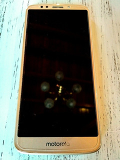 Motorola Moto E5 16gb Dorado (funda+cristal). 2 Meses De Uso