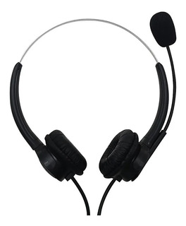 Auricular Usb Con Micrófono Jetion Jet-103u Para Pc Notb Ps4