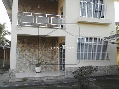 Casa Com 4 Dormitórios À Venda, 155 M² Por R$ 700.000,00 - Centro - Maricá/rj - Ca0416