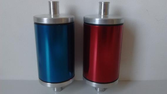 Filtro De Combustível Esportivo Pequeno ( Lavável )