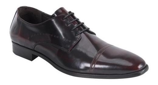 Zapato De Vestir Caballero Schatz Vino 826755 Cab 19 K Cb