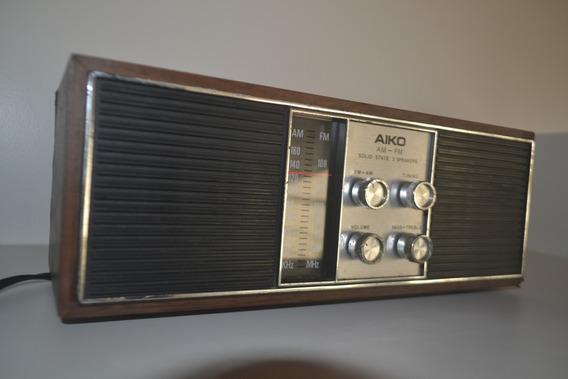 Radio Aiko Am Fm Rc-603 Original Vintage Antigo