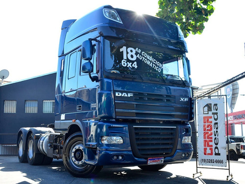Daf 510 6x4 2018 Super Space= Scania Iveco Volvo Mb Man
