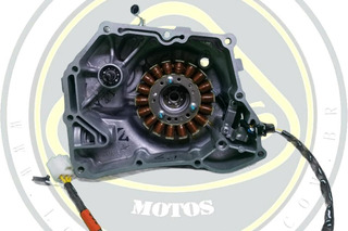 Tampa Direita Motor + Estator Dafra Citycom 300 10317-a21