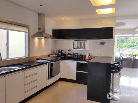 Casa Com 5 Dormitórios Para Alugar, 598 M² Por R$ 10.992,20/mês - Setor De Habitações Individuais Sul - Brasília/df - Ca0008