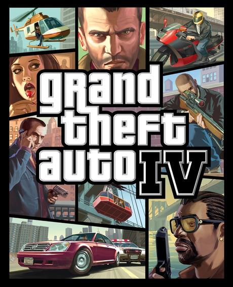 Gta 4 - Grand Theft Auto Iv Pc-envio Imediato