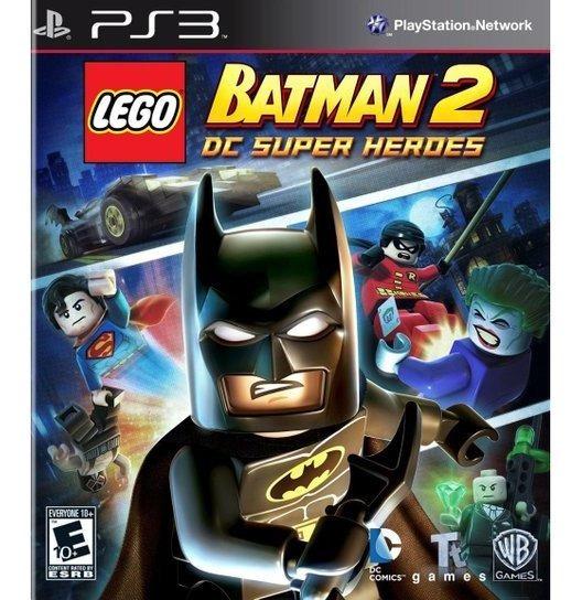 Lego Batman 2 Dc Super Heroes Ps3 Jogo Play3 Comprar