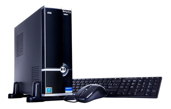 Pc Gigapro Essential Intel Cor I7 9th M8gb Hdd1tb W10x64pro