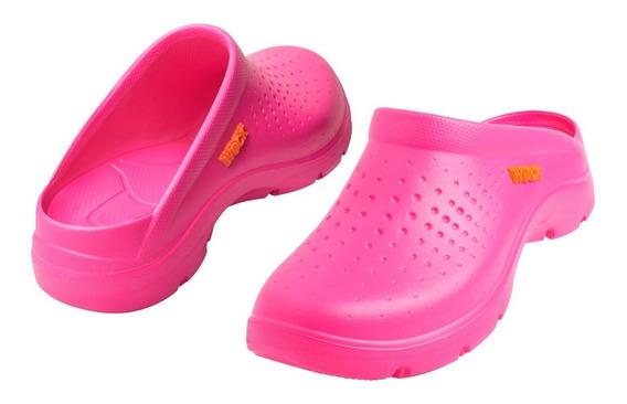 Wock Flow Zapato Profesional Ultraligero Mujer Enfermera