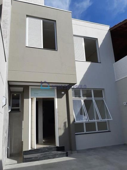 Sobrado Novo 106 M² - 3 Dormitórios, 2 Suítes - Vila Moraes - Bi24860