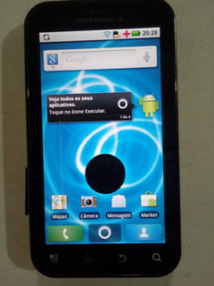 Smartphone Motorola Defy Mb525