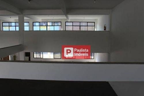 Galpão À Venda, 911 M² Por R$ 2.900.000 - Mooca - São Paulo/sp - Ga0506