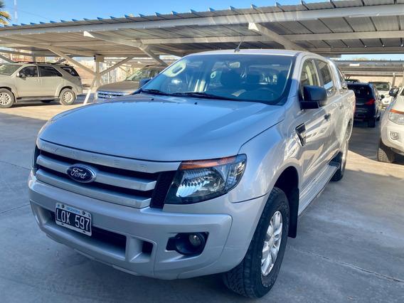 Ford Ranger Xls 3.2 Tdi Dc 4x4 L/12 2012