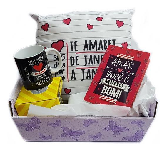 Kit De Amor - Dia Dos Namorados Presente Para A Namorada