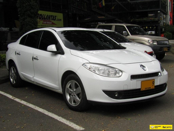 Renault Fluence Privilege 2000 Cc At
