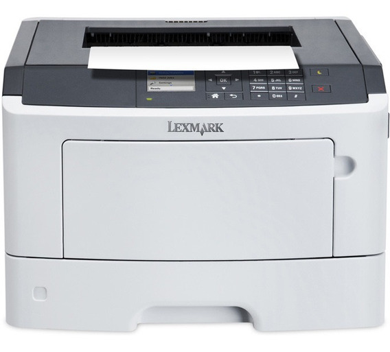 Impressora Lexmark Ms 415dn Monocromática Laser. Nova!
